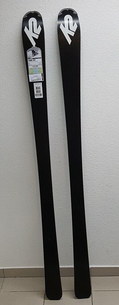 K2 Konic 78Ti Herren Ltd M3 10 Herren 78Ti Ski - NEU - 1050901-240 5f4ff2