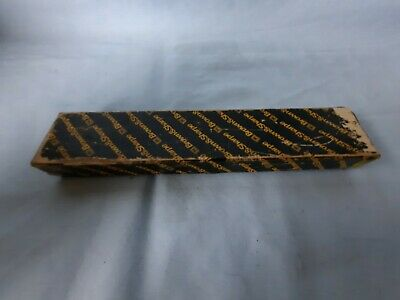 USED Brown /& Sharpe 920 Parallel Bar 1//2 x 5//8 x 9/""