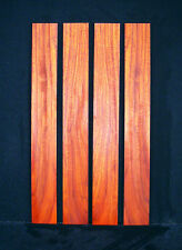 Padauk Fretboard / Fingerboard Blank, Acoustic / Electric Guitar