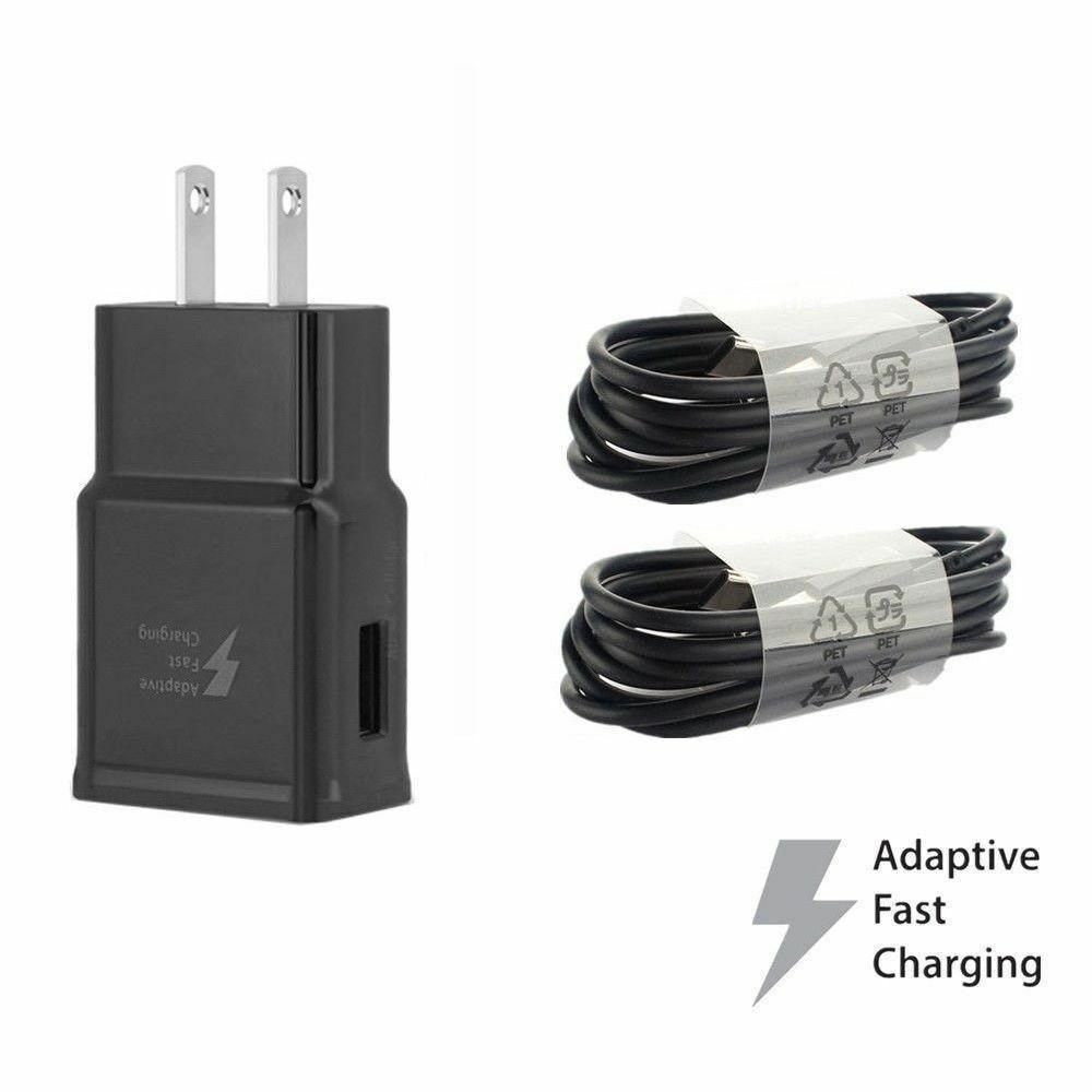 1x US Plug   2x Cable