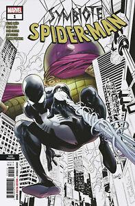 Symbiote-Spider-Man-1-3rd-Print-Variant-Marvel-comic-2019-unread-NM