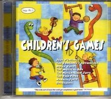 (CJ697) Children's Games, 24 tracks various artists - 2005 CD