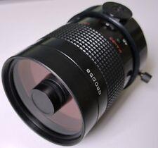 New Russian MC Rubinar f10 / 1000 camera lens Telephoto Macro Bokeh