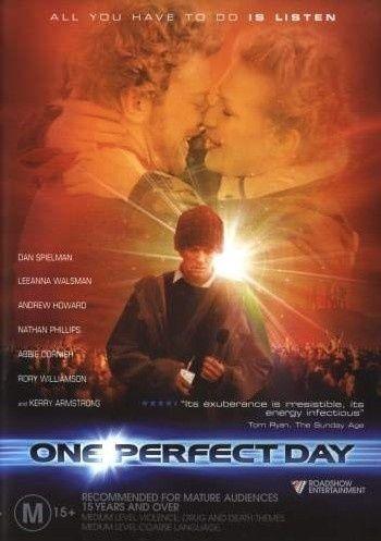 1 of 1 - One Perfect Day (2004) Abbie Cornish - NEW DVD - Region 4