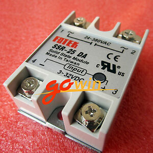 Output-24V-380V-25A-SSR-25-DA-Solid-State-Relay-For-PID-Temperature-Controller