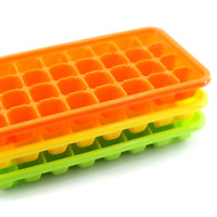 Bio Tank, Ice Tray, Small Ice Cube, 32 Cube X 2 Trays (pack Of 2)