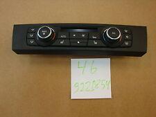 BMW 1er E81 E87 3er E90 E91 Klimabedienteil Klimaautomatik Sitzheizung 9221854