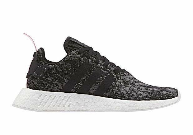 adidas Womens Women's NMD R2 Lace up SNEAKERS 9