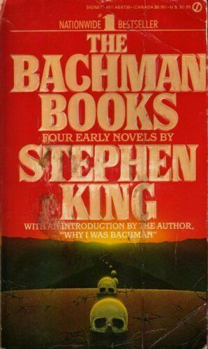 The Bachman Books by Stephen King (1986, Mass Market) for sale online | eBay