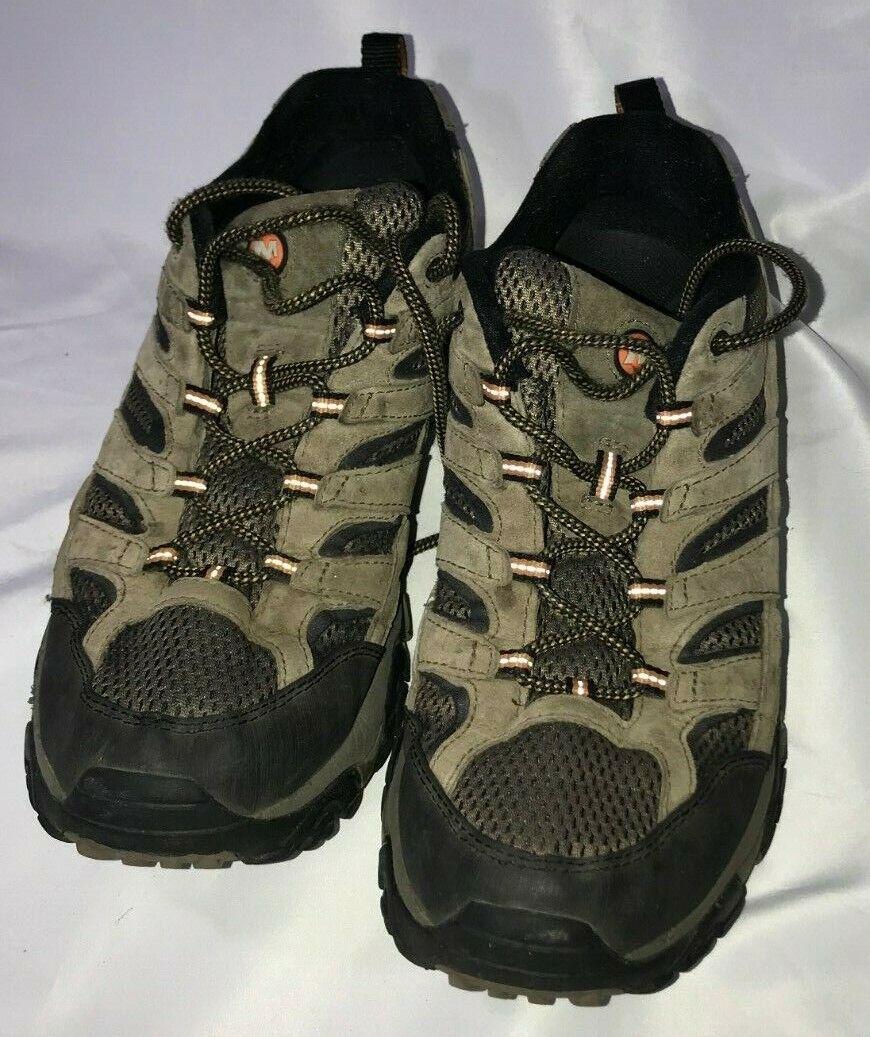 Merrell Men's Moab 2 Ventilator Hiking shoes- Size 12