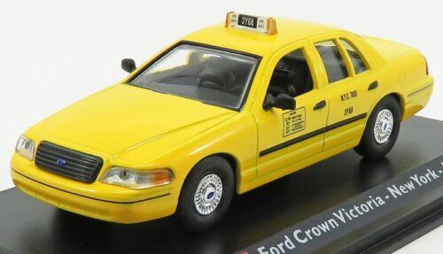 EDICOLA TAXCENTCOLL001 SCALA 1//43 FORD USA CROWN VICTORIA TAXI NEW YORK 1992