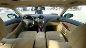 Lexus es 350 - moving sale
