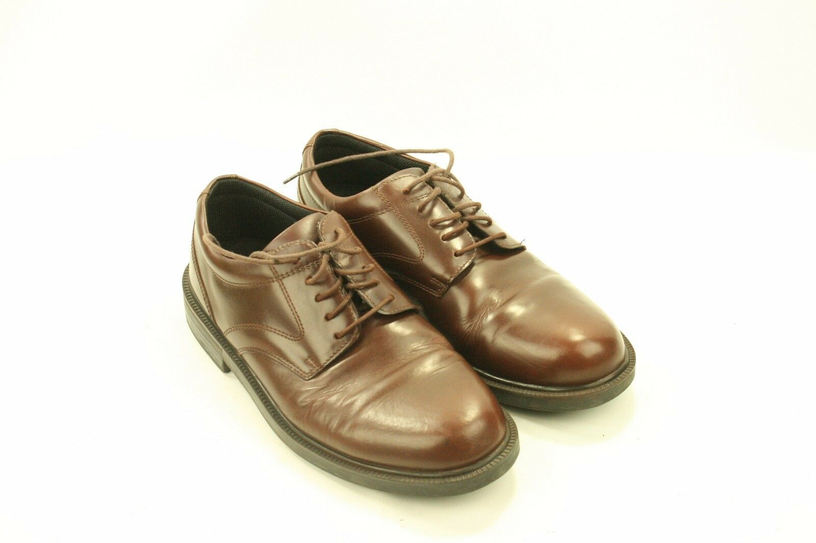 Men's Deer Stage SUPRO Sock Brown Upper Leather Size 10 M