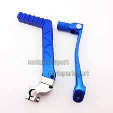 Blue Gear Shifter Kick Starter Lever For 50-125cc Chinese Pit Dirt Bike SSR YCF
