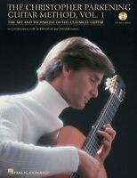 The Christopher Parkening Guitar Method - Volume 1: The Art And Technique Of The on sale