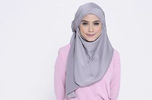 Silky-Satin-Shawl-Light-Grey-Semi-Shining-Matte-Satin-Scarves