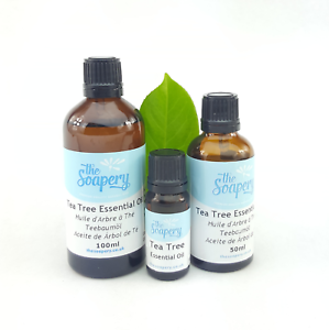 Tea-Tree-Essential-Oil-10ml-100ml-Pure-Natural-Aromatherapy-Undiluted