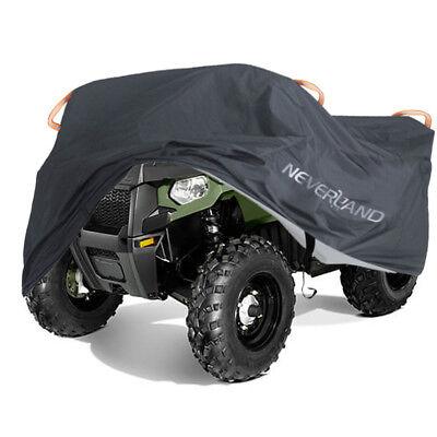 Arctic Cat 400i 4X4 2002 ATV Cover will also fit 4 X 2 Model Trailerable