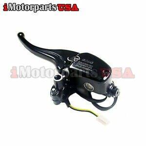 manco talon linhai bighorn 260cc 300cc 400cc atv utv left brake
