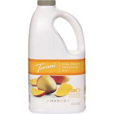 Torani Mango Real Fruit Smoothie Mix  ~ 64oz