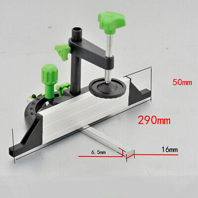 Miter Gauge And Box Joint Jig Kit Woodworking Precision  for Table Saw Router