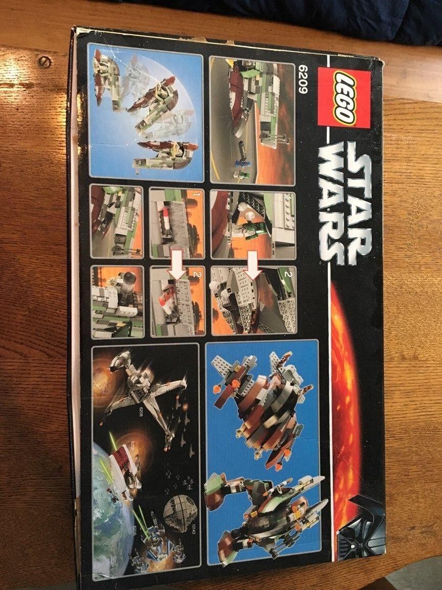 LEGO Star Wars Slave I  6209
