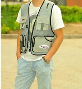 Summer-Mesh-Outdoor-Multi-pocket-Fishing-Photography-Camping-Vest-Waistcoat