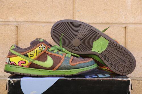 Size 11 - Nike SB Dunk Low de la soul 2015