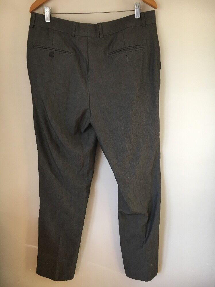George brun pâle TAILLE W36 L33 Polyester Mélange T9023 Pantalon < T9023 Mélange d5dd75