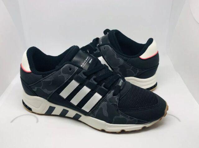 1e87f046fa Adidas EQT Support RF Core Black/ OWhite/ Camo - Men's Sneaker BB1324