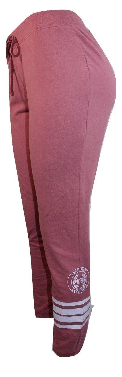 VICTORIA'S SECRET Pink NEW Classic Skinny Pant Sz Large Soft Begonia NWT