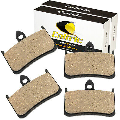 BRAKE PADS FITS HONDA GL1000 GOLDWING LIMITED 1976 FRONT MOTORCYCLE PADS