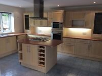Used Kitchen Units & appliances