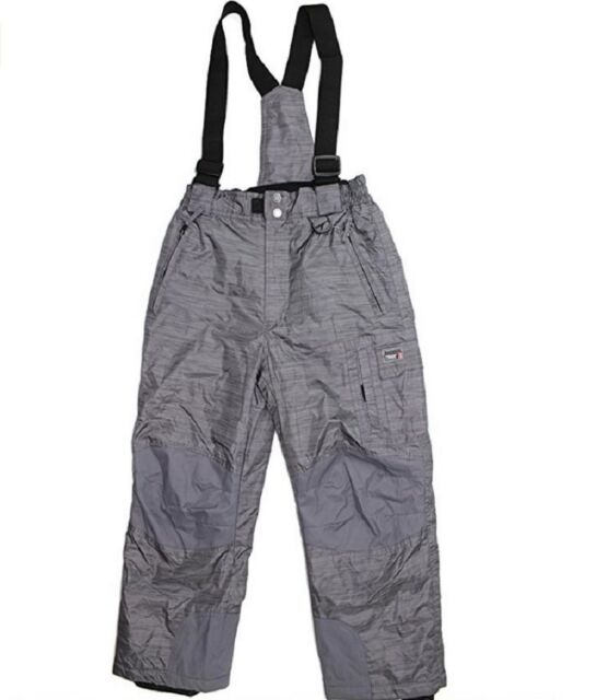 a8d7a5058000 Weatherproof 32 Degrees Boys  Ski boarder Suspender Snow Pants ...