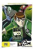 BEN-10-ALIEN-FORCE-VOLUME-10-BRAND-NEW-amp-SEALED-R4-DVD-WITH-SERIES-FINALE