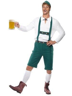 Abile Nuovo Costume Oktoberfest-linea Uomo Folk Bavarese Costume Costume Di Halloween-mostra Il Titolo Originale I Cataloghi Saranno Inviati Su Richiesta