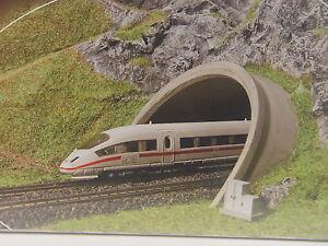 BUSCH 7020 Spur H0 ICE-Tunnelportal #NEU in OVP#