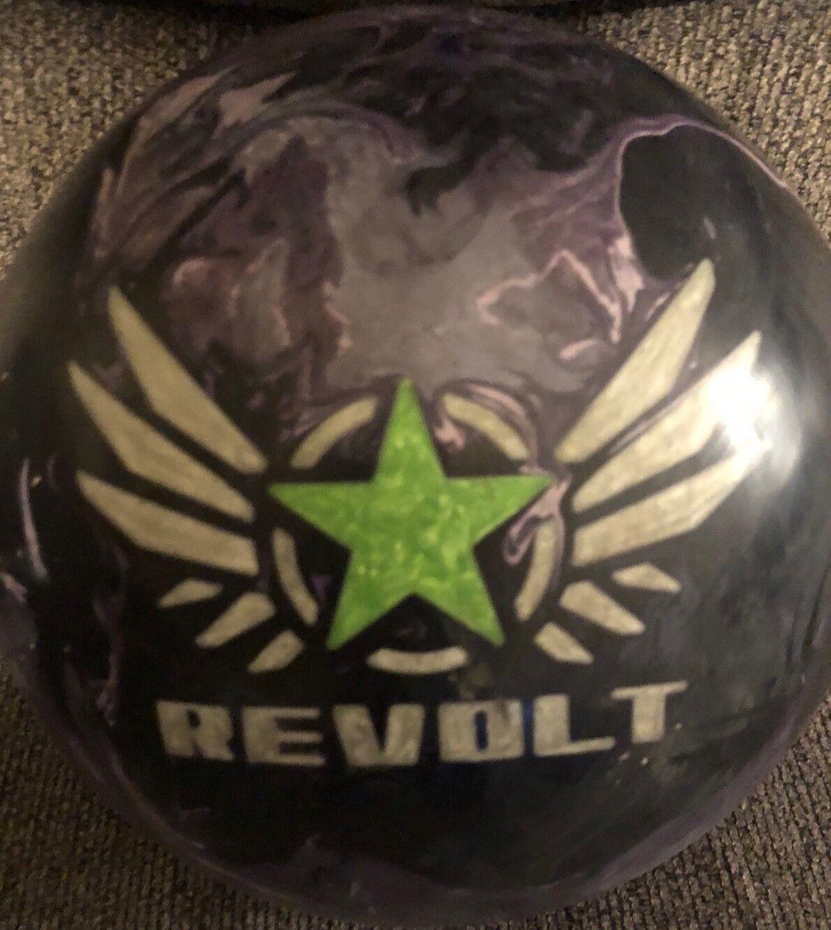 15lb Bowling Ball Motiv Revolt Vengance