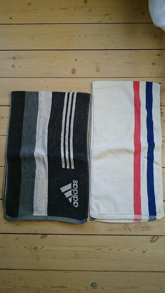 Andet, 2 stk. Håndklæder, Adidas