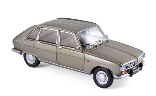 Renault 16 1968 grey met. 1 1 1 18 Norev 791b34