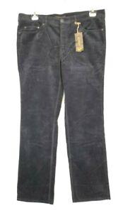 H28) Marken PADDOCK`S Herren Jeans Cordhose Gr. W40 L34 neu 79,95€ schwarz