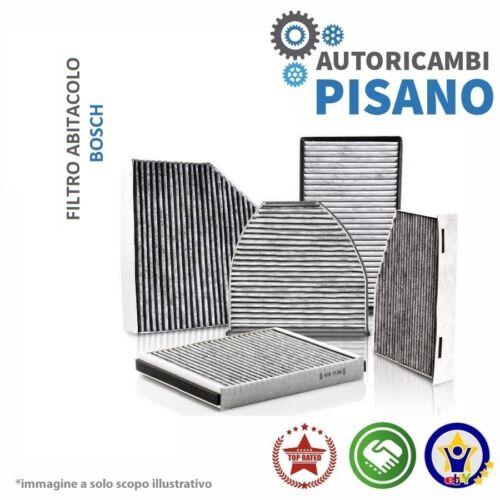 FILTRO ABITACOLO ARIA CONDIZIONATA ANTIPOLLINE BOSCH 1987432190