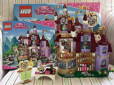 BNIB Lego 41067 Disney Princess Belles Enchanted Castle Beauty Beast NO FIGURES