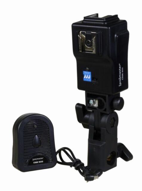 PromasterDual Shoe Mount Flash Trigger