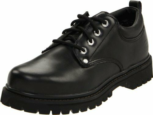 Skechers USA Mens Alley Cat Utility Oxford- Pick SZ/Color.