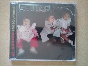 CD-Album-Al-Hudson-amp-The-Soul-Partners-Spreading-Love-1978-New-Neuf-S-S-Sealed