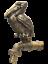 thumbnail 4 - Brass Garden Tap Faucet Hornbill Bird Spigot Yard Vintage Home Decor Outdoor