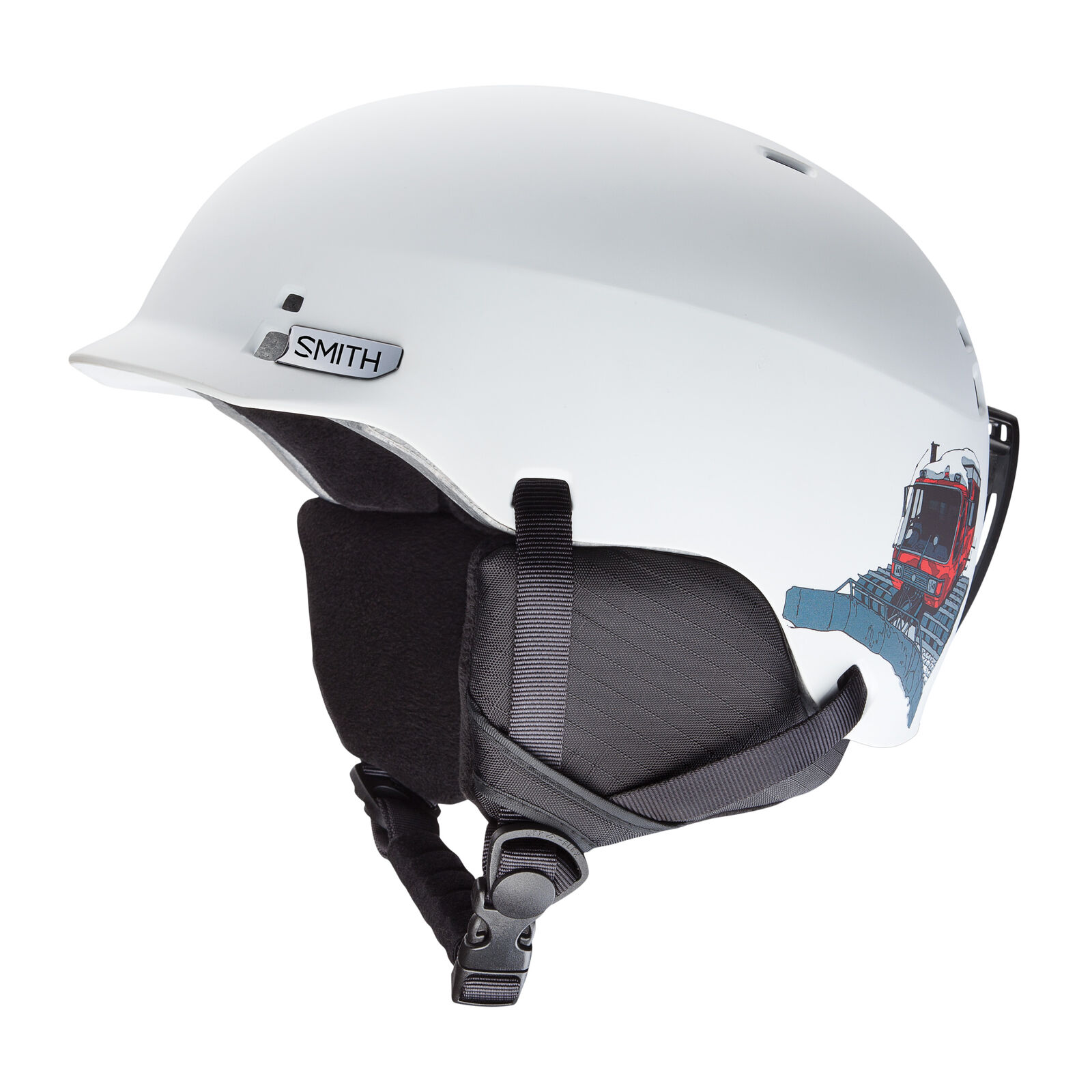 Smith  Casco de Snowboard Esquí Gage Junior whiteo colors Lisos  online-shop