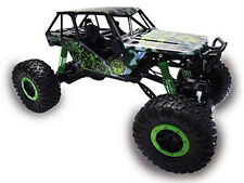 "RC Rock Crawler ""Crazy Crawler"" M 1:10 4WD proportionales Gas 41cm grün"