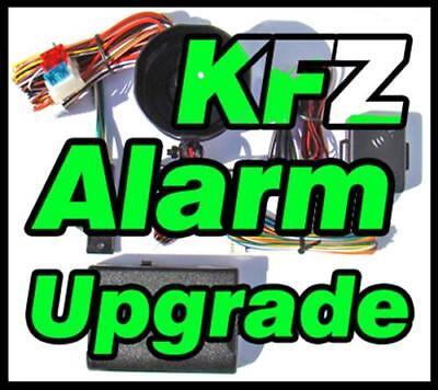 Aggiornare Sistema Di Allarme + 2 Sensori Fiat Doblo 2001-2010